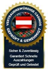 Top 10 Die besten online Casinos in Österreich 2019